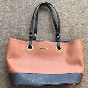 NWOT Calvin Klein Handbag Tote Shoulder Bag Purse